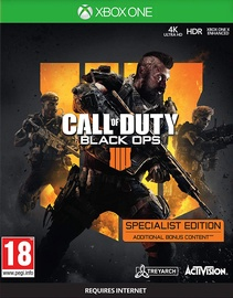 Игра Xbox One Call of Duty: Black Ops 4 Specialist Edition Xbox One