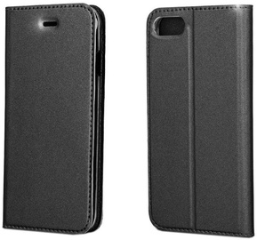 Blun Premium Matt Smart Book Case For Sony Xperia XA Black