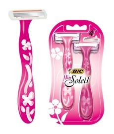 Bic Miss Soleil Pink 4pcs