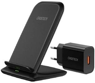 Lādētājs Choetech T555-F Wireless Charger Black