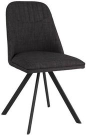 Ēdamistabas krēsls Signal Meble Milton Gray, 1 gab.