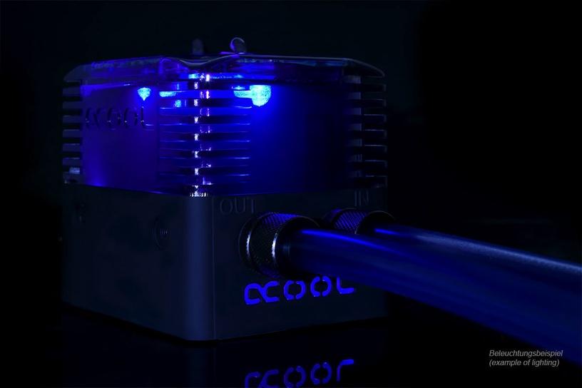 Alphacool Ice Storm Hurricane Copper 45 2x140mm Kit