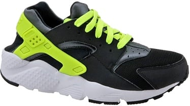 Nike Huarache Run Gs 654275-017 Black 40