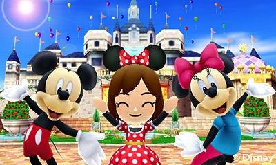 Disney Magical World 3DS