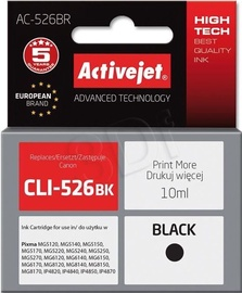 ActiveJet Cartridge AC-526BR For Canon 10ml Black