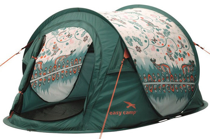 Telts Easy Camp Daybreak Green 120257