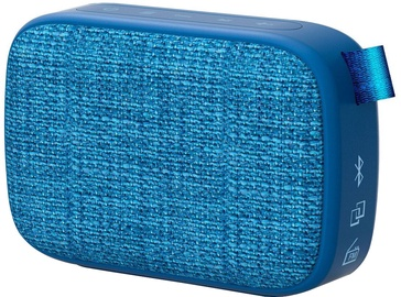 Bezvadu skaļrunis Energy Sistem Energy Fabric Box 1+ Blueberry, 3 W