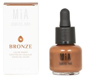 Tonizējošais krēms Mia Cosmetics Paris Colour Drops Bronze CD, 15 ml