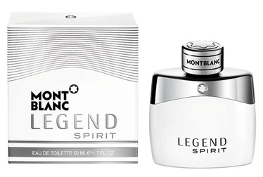 Tualetes ūdens Mont Blanc Legend Spirit, 50 ml, EDT