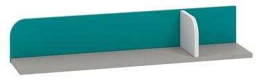 ML Meble IQ 15 Wall Shelf Turquoise