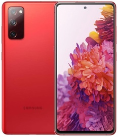 Mobilais telefons Samsung Galaxy S20 FE 5G, sarkana, 6GB/128GB
