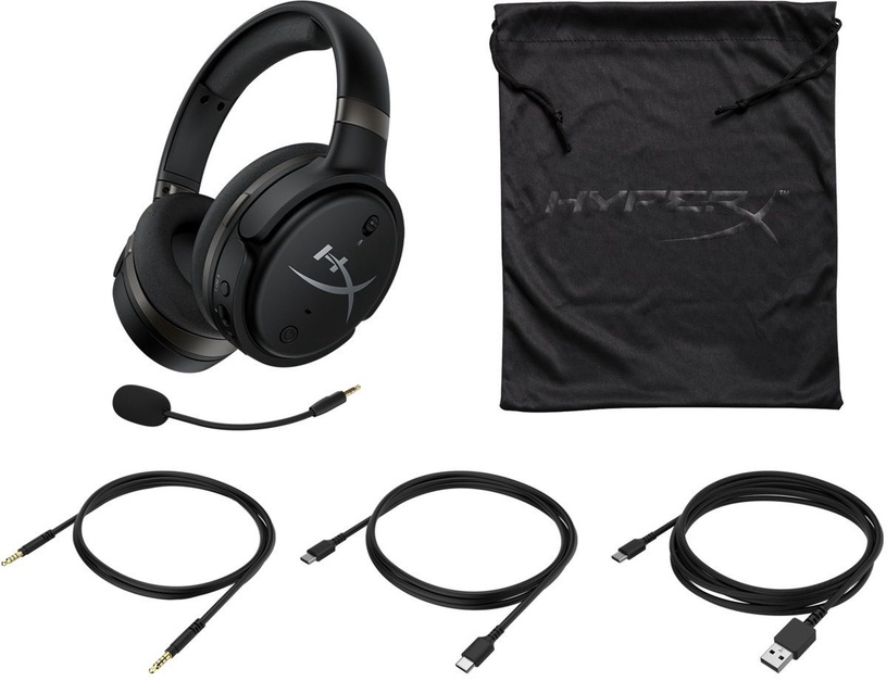 Наушники Kingston HyperX Cloud Orbit S Black