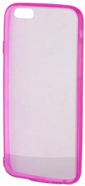 Mocco Hybrid Pro Back Case For Sony Xperia M4 Aqua Transparent/Pink