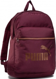 Puma Core Base Backpack 077374 04 Purple