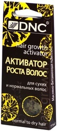 Matu eļļa DNC Growth Activator For Dry And Normal Hair, 3x15 ml