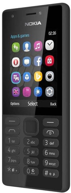 Nokia 216 Dual Black ENG