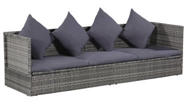 Садовый диван VLX 43959, серый