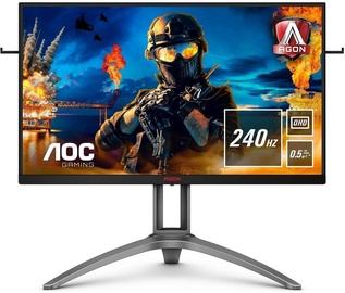 "Monitors AOC AG273QZ, 27"", 0.5 ms"