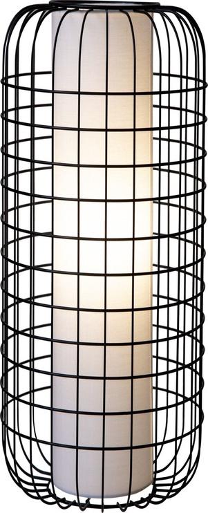 Nino Tulum Floor Lamp 40W E27 Black