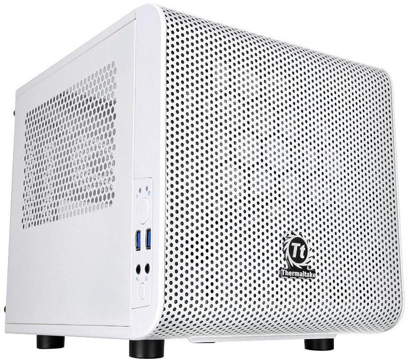 Thermaltake Core V1 Snow mITX White CA-1B8-00S6WN-00