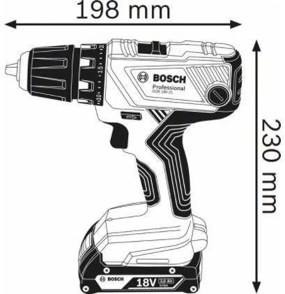 Urbis Bosch GSR 18V-21