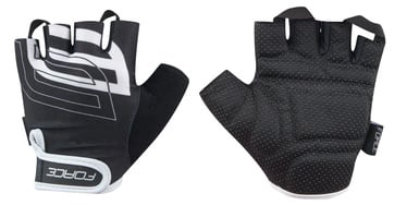 Force Sport Short Gloves Black XL
