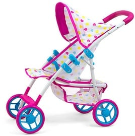 Milly Mally Natalie Doll Stroller Candy
