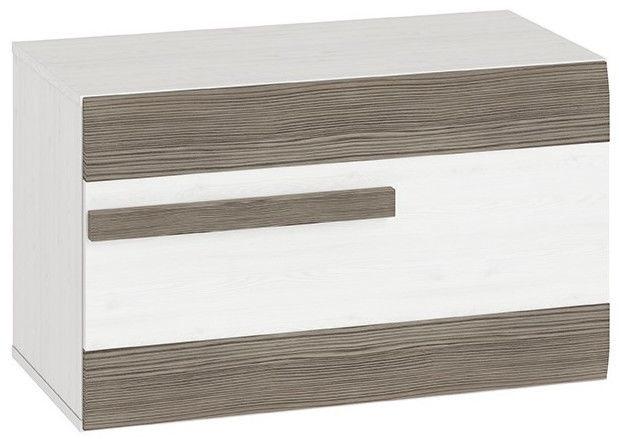 Apavu plaukts ML Meble Blanco 21, 800x420x500 mm