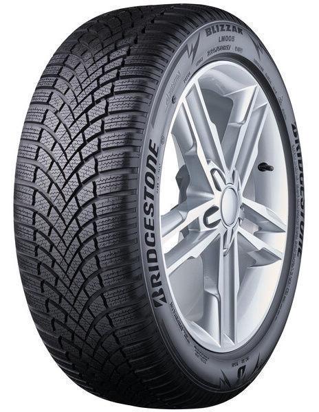 Зимняя шина Bridgestone Blizzak LM005, 235/55 Р18 104 H XL B A 72