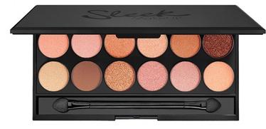 Тени для век Sleek MakeUP i-Divine Peach Perfect