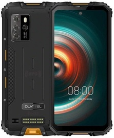Мобильный телефон Oukitel WP10, oранжевый, 8GB/128GB