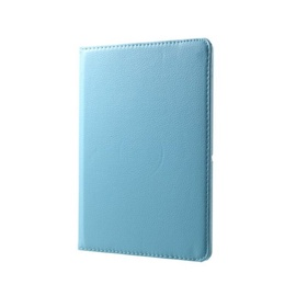 """TakeMe Eco-leather 360 rot. Book Case For Samsung Galaxy Tab S4 (2018) 10.5"""" T830 / T835 Light Blue"""