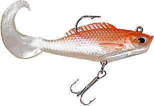 Приманка Jaxon Magic Fish TX-F F 8cm White/Orange