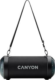 Bezvadu skaļrunis Canyon BSP-7, melna, 9 W