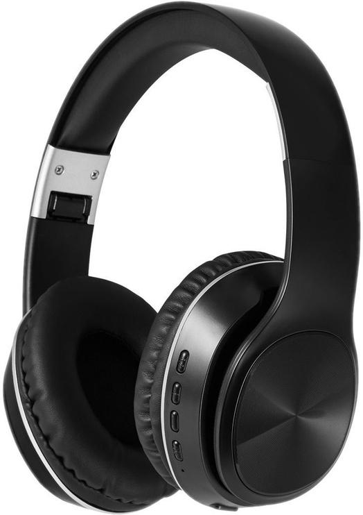 Наушники Omega Freestyle FH0925 Black, беспроводные