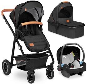Lionelo Amber 3in1 Stroller Grey Graphite