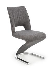 Ēdamistabas krēsls Halmar K441, pelēka