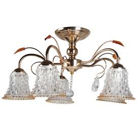 Ernestina Ceiling Lamp E14 5x40W Chrome
