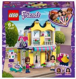 Конструктор LEGO Friends Модный бутик Эммы 41427, 343 шт.