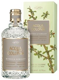 4711 Acqua Colonia Myrrh & Kumquat 170ml EDC Unisex