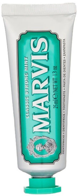 Marvis Toothpaste Classic Strong Mint 25ml