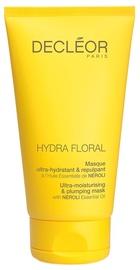 Sejas maska Decleor Hydra Floral Ultra-Moisturising & Plumping Mask, 50 ml