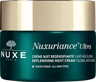 Sejas krēms Nuxe Nuxuriance Ultra Replenishing Night Cream, 50 ml
