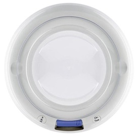 ViceVersa Kitchen Scale Buble 5kg White 13061