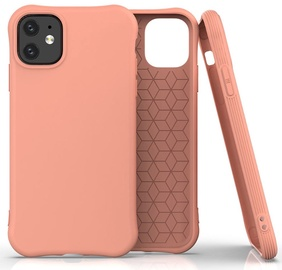 Fusion Solaster Back Case For Apple iPhone 11 Orange