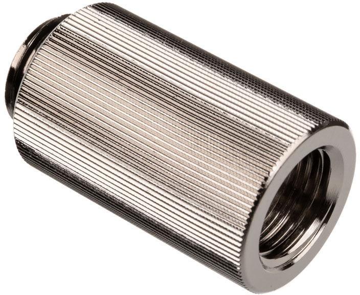EK Water Blocks EK-AF Extender 30mm M-F G1/4 Nickel