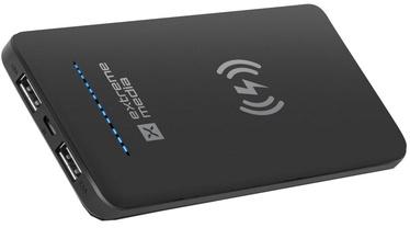 Зарядное устройство - аккумулятор Natec Extreme Media, 10000 мАч, черный