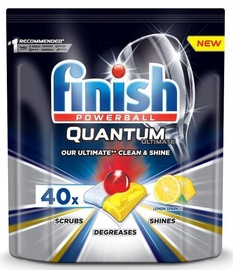 Finish Quantum Ultimate Lemon Tablets 40pcs