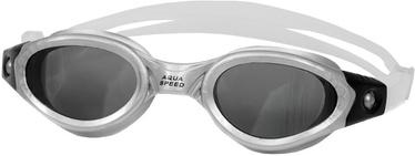 Peldēšanas brilles Aqua-Speed Pacific, sudraba