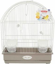 Zolux Arabesque Salomee Bird Cage Taupe